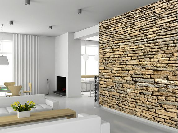 22 best Brick Effect Wallpaper images on Pinterest