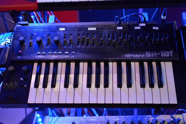 MATRIXSYNTH: Stripped Roland SH-101 Analog Mono Synthesizer w/ ...