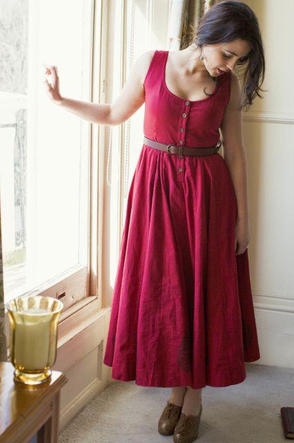 Jewel Dress - sita bell
