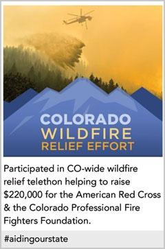 Part of the Colorado community. #CPT12 #annualreport