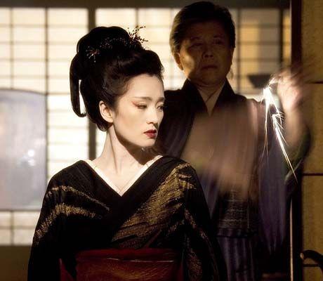 Hatsumomo_Memoirs of a Geisha