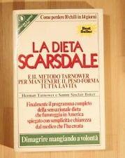 """Le Diete Scarsdale si basano sulle teorie del cardiologo Hernan Tarnower,  accompagnate dallo slogan """"Come perdere 10 kg in 2 settimane"""""""