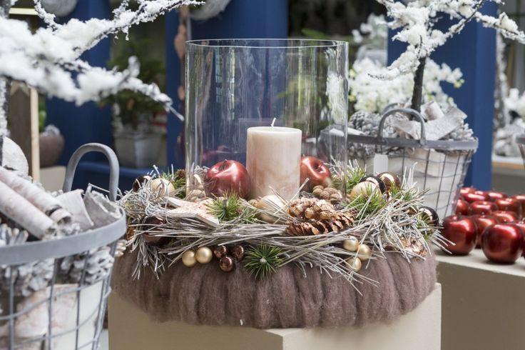 346 besten adventskr nze natur bilder auf pinterest weihnachtsdekoration weihnachtszeit und. Black Bedroom Furniture Sets. Home Design Ideas