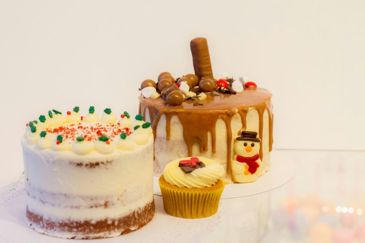 Christmas cakes collection 2016