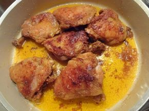 Baharatlı Tavuk Tandır Tarifi - Beyaz Et Yemekleri
