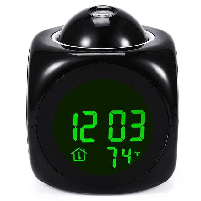 Buy projection alarm clock clock vogue ceiling time projection buy projection alarm clock clock vogue ceiling time projection alarm clock with voicetalk activation feature at clock vogue for only 2999 usd clock mozeypictures Image collections