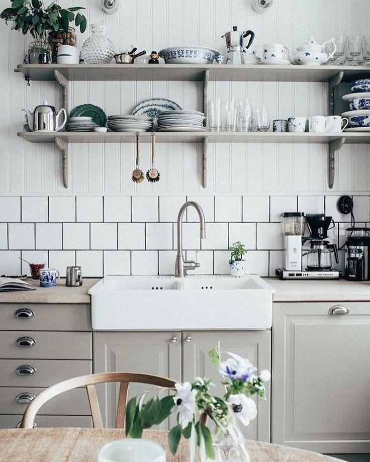Inspiración cocinas! El día nos invita a preparse algo rico. Tip: pintando los…