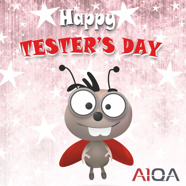 A1QA wishes you happy Tester's Day!!!