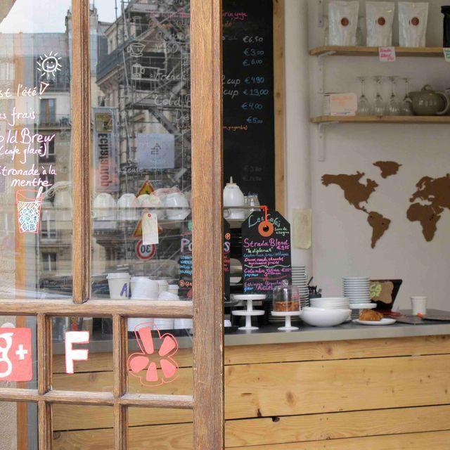 Les dix meilleurs cafés où se poser pour travailler à Paris - L'Express Styles