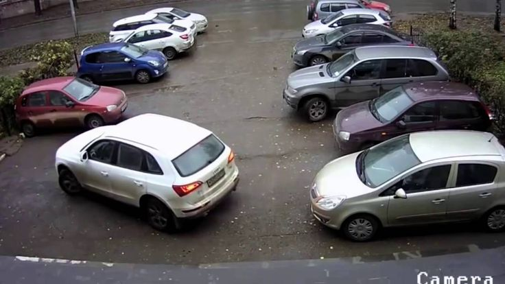 Zawracanie na parkingu - trudna sztuka