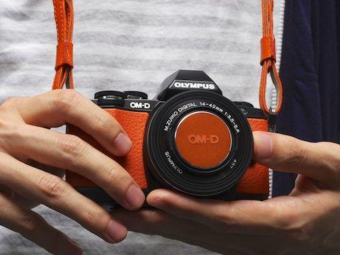 写真で見るOM-D E-M10リミテッドエディションキット - デジカメ Watch