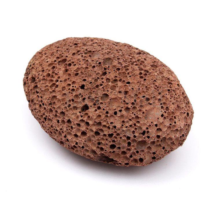 Cuidado de los pies de piedra pómez volcánica lava natural limpia muertos piel dura de removedor de callos
