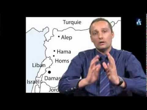 Comprendre le conflit syrien en 20 minutes [ Gilles Ardinat ]