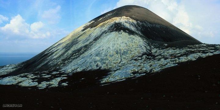Mount Krakatau - Sunda Strait -