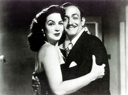 Her third husband was the Mexican actor and singer Jorge Negrete. They met in 1942, during the shooting of El Peñón de las Ánimas and had mutual dislike. The situation changed when María returned to Mexico from Spain in 1953. However, Negrete was deathly suffering from liver cirrhosis, and died in Los Angeles, 11 months after their marriage.Mary Felix, Mexican Cinema, De Oro, Mexico, Maria Félix, Oro Mexicanos, Jorge Negrete, Mexicans Actor, Maria Felix