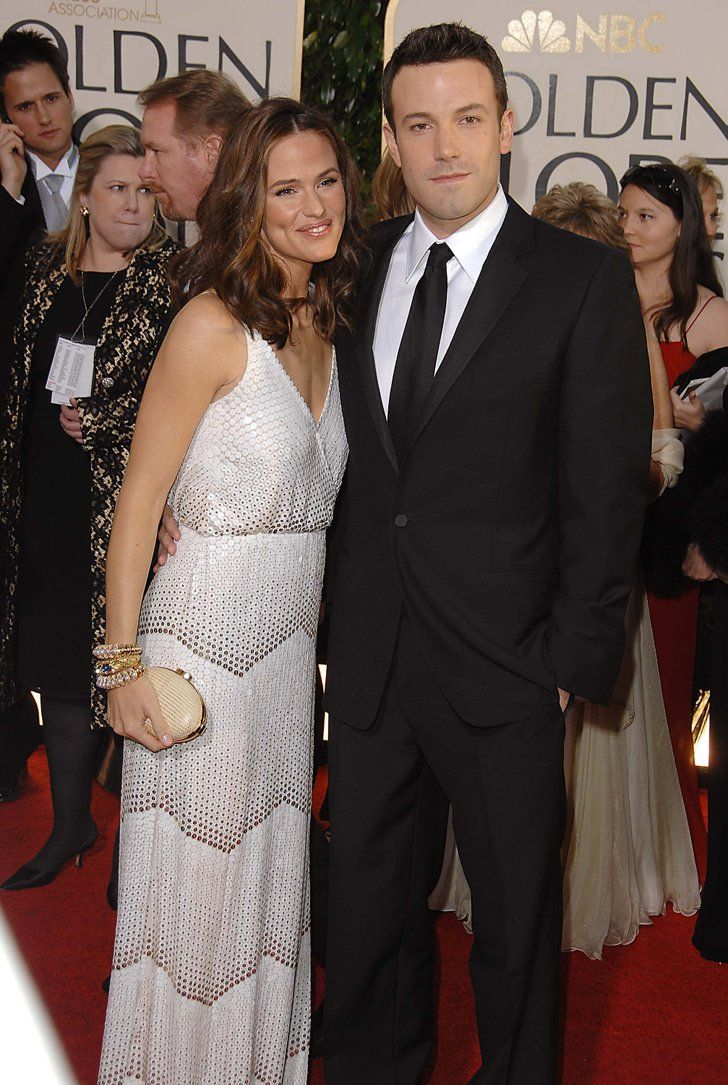 Pin for Later: Wart ihr schockiert von diesen Promi-Pärchen? Jennifer Garner und Ben Affleck, 2007