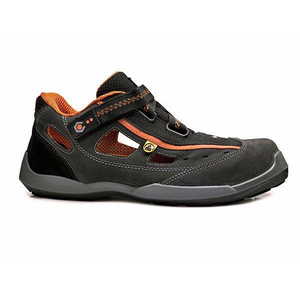 Sandalias De Seguridad Transpirables Antiestáticas Base B0617 Aerobic Esd Src Calzado De Seguridad Zapatos De Seguridad Calzado De Trabajo