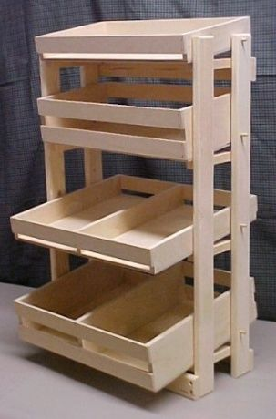 produce display | http://workingdesigncollections.blogspot.com