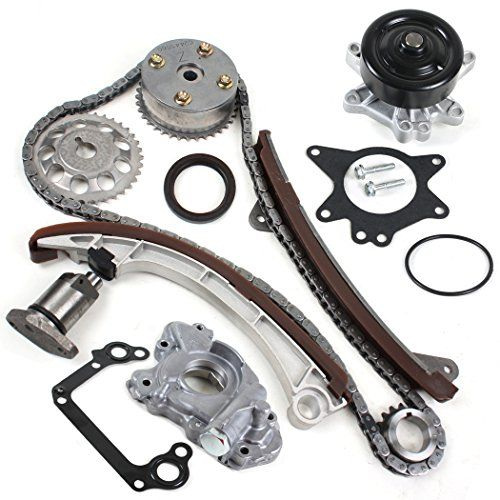 "Best price on CNS TK1030-VVTWPOP Brand New OE Replacement VVT-i Adjuster Cam Gear Actuator Timing Chain Kit, Water Pump Set, & Oil Pump Set for VVT-i Engine ""1ZZFE"" ""1ZZ-FE"" //   See details here: http://automotiveside.com/product/cns-tk1030-vvtwpop-brand-new-oe-replacement-vvt-i-adjuster-cam-gear-actuator-timing-chain-kit-water-pump-set-oil-pump-set-for-vvt-i-engine-1zzfe-1zz-fe/ //  Truly a bargain for the inexpensive CNS TK1030-VVTWPOP Brand New OE Replacement VVT-i Adjuster Cam Gear…"