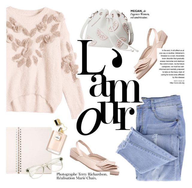 pastel outfit by punnky on Polyvore featuring polyvore fashion style Essie SS Print Shop clothing