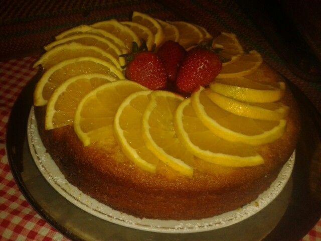 Orange cake ♥