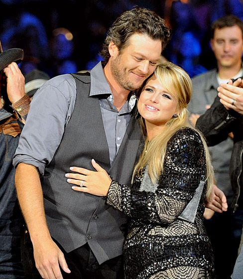 Country music's cutest couple has quite the love story. Check out all of Blake and Miranda's most adorable moments!