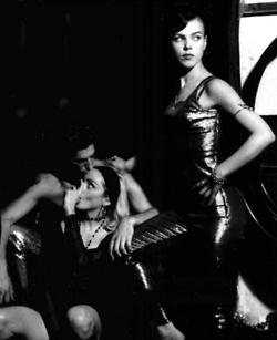 Debi Mazar & Madonna
