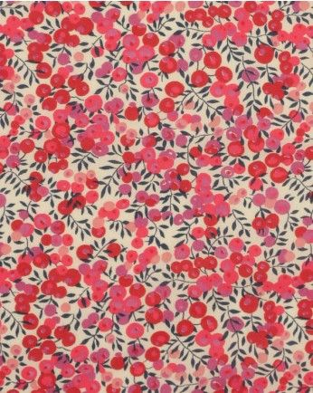 Liberty Tana Lawn - Wiltshire in Pink