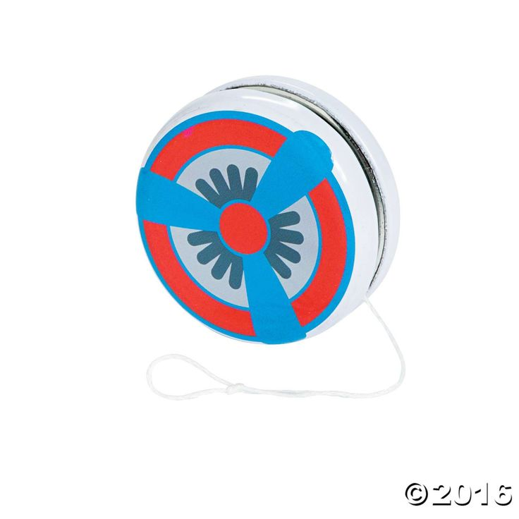 Send your party soaring with these Up & Away Yo-Yos. Drop these yo-yos for kids into party bags or hand them out as birthday party game prizes! Find even more ...