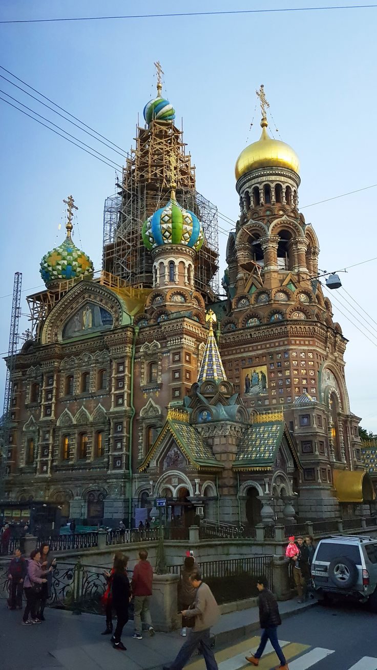 Best of St. Petersburg - Blutskirche