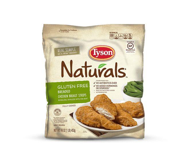 Tyson Naturals Gluten Free