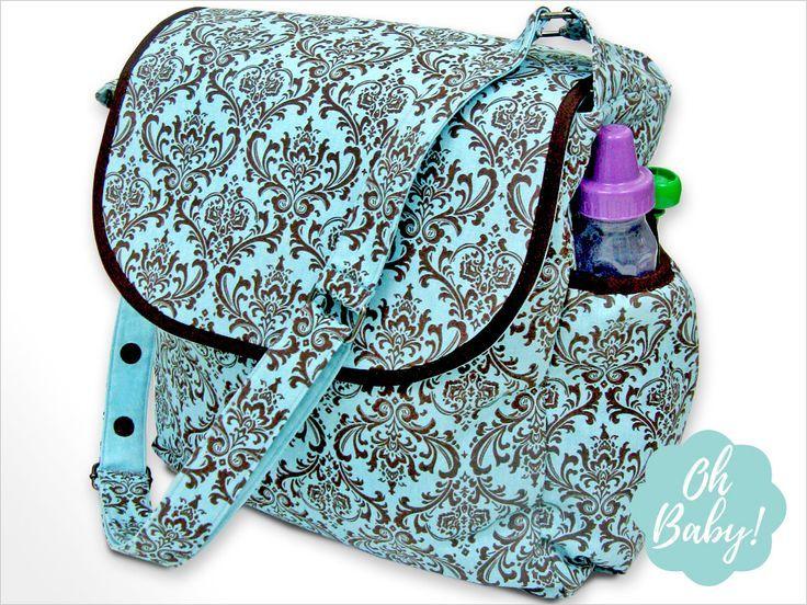 Crochet Diaper Bag Pattern Free : 25+ Best Ideas about Crochet Diaper Bag on Pinterest ...