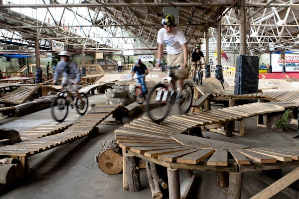 Why the Post-Industrial Landscape Works as Places of Play