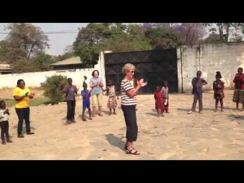 Kids Play at Safe Parks Program Power of Love Foundation