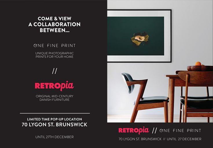 One Fine Print Pop Up Store 70 Lygon St Brunswick