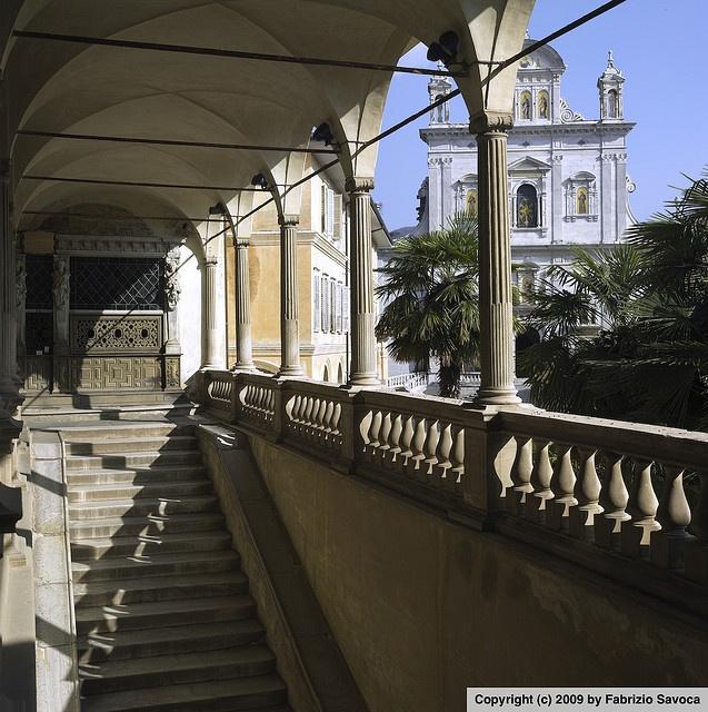 Piemont, Sacro Monte di Varallo