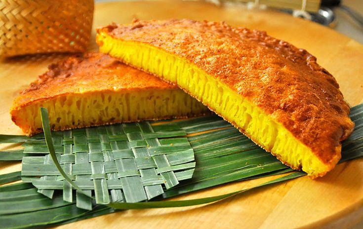 Bika Ambon - Indonesische cake uit Medan