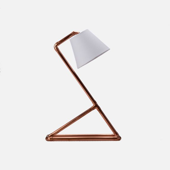 Mini Copper Jack Lamp by The Artisan  #Lighting #Lumiere #Lamp #Design #Interior #Decor #SouthAfrica