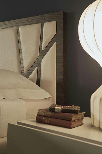 #bed #nightstand #bedroom #closet #slidingdoors #leafdoors #interiordesign #design #modern #contemporary #madeinitaly #salonedelmobile #fieradelmobile #isaloni #fieramilano #luxury #glamour #artdeco #fimes #dresser #tvunit #sofa #mirror #silver #gold #leather #glossy #swarovski #fimeshomedesign #homedesign #clay #bookcase #walkingcloset #cornerbed #coplanar #leather #wood