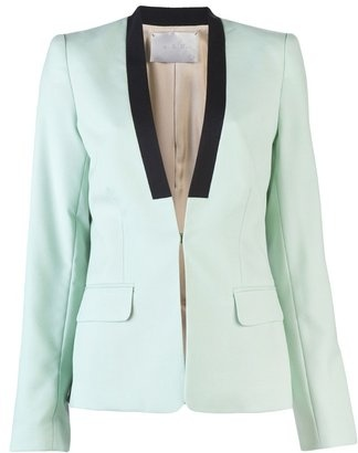 I love this jacket for spring!