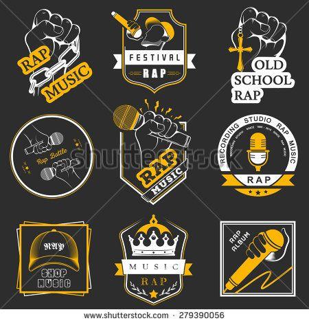 Resultado de imagen para logotipos  para hip hop