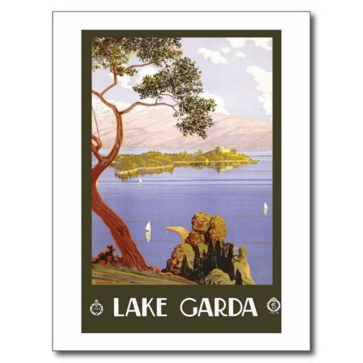 ==>>Big Save on          	Lake Garda - Vintage Travel Poster of Italy Postcards           	Lake Garda - Vintage Travel Poster of Italy Postcards We have the best promotion for you and if you are interested in the related item or need more information reviews from the x customer who are own of th...Cleck Hot Deals >>> http://www.zazzle.com/lake_garda_vintage_travel_poster_of_italy_postcard-239994152867779484?rf=238627982471231924&zbar=1&tc=terrest