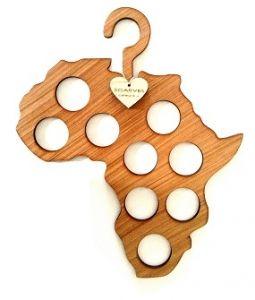 Scarf Hanger Africa Map