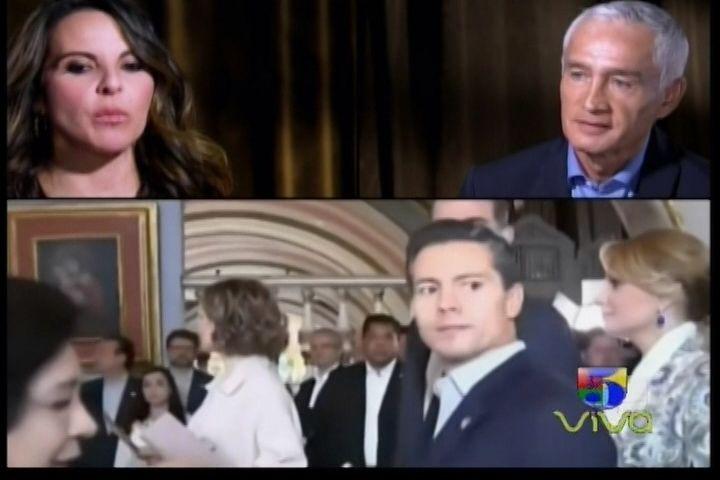 Al Punto Con Jorge Ramos: Entrevista A La Ingobernable Kate Del Castillo