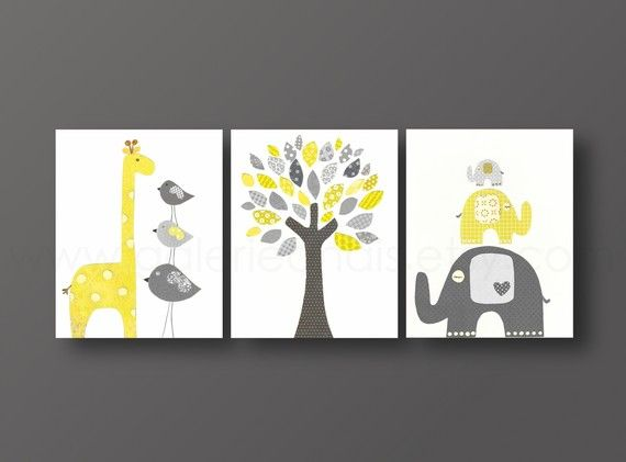 Best 25+ Yellow gray nurseries ideas on Pinterest | Gray nurseries ...