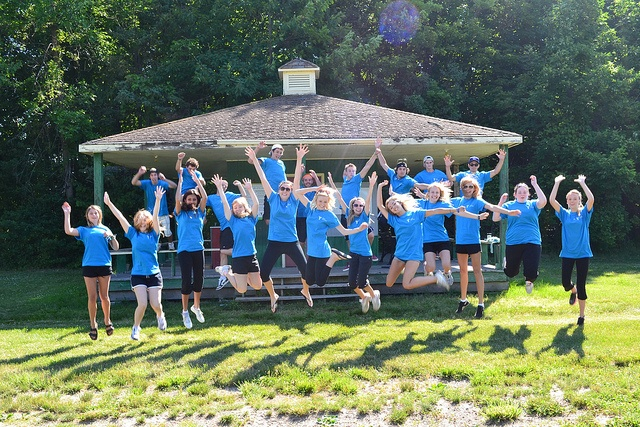 Our staff is so excited to meet the campers at YMCA Day Camp