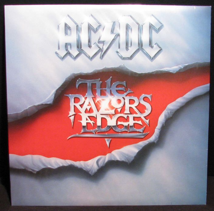 Northern Volume - AC/DC - The Razors Edge (Remastered 180g Vinyl LP Record Album), $19.95 (http://www.northernvolume.com/ac-dc-the-razors-edge-remastered-180g-vinyl-lp-record-album/)