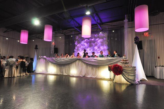 Wedding at the Shangri-la Banquet Hall & Convention Centre
