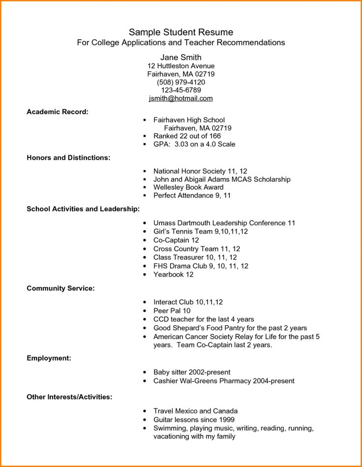 7 bad resume examples pdf paradochart Student resume