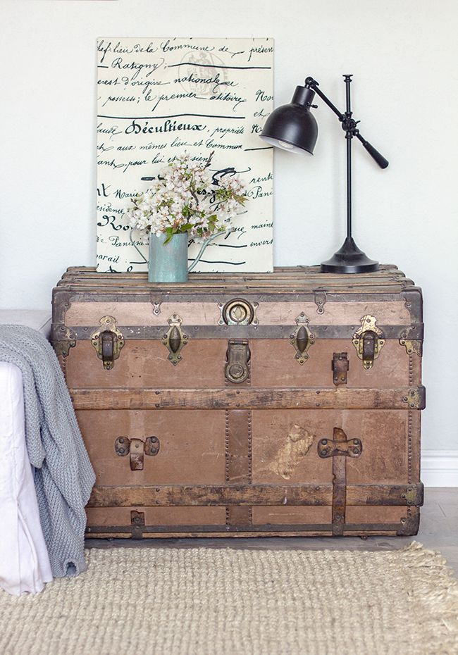 684 best Old suitcases and trunks i love them images on Pinterest ...